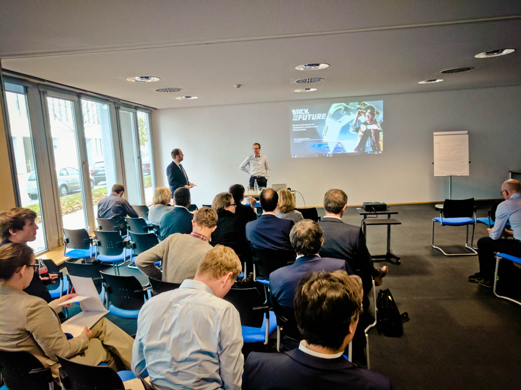 Lean EAM Konferenz November 2016
