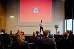 Vortrag Michael Fichtner, FC Bayern München