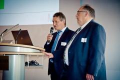 Vortrag Bernhard Steckenbiller, Alexander Cmartis, Flughafen München GmbH