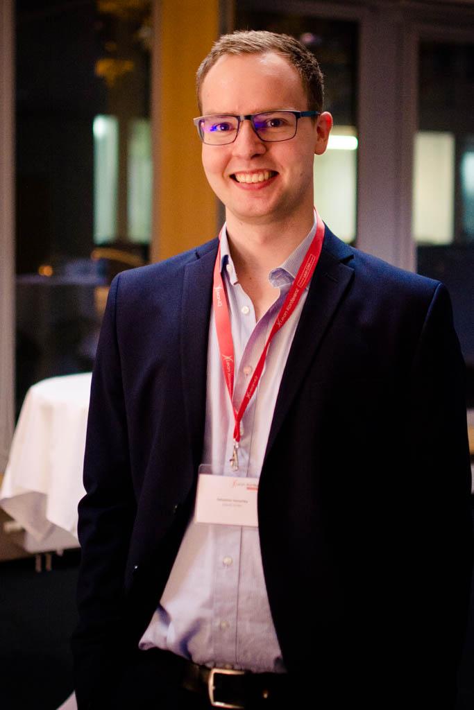 Abendveranstaltung & Networking Dinner am 6.11.2018 - Sebastian Hanschke Lean42 GmbH