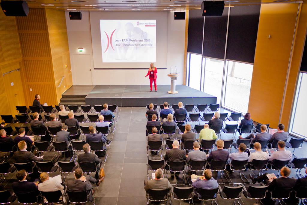Begrüßung & Eröffnung der Konferenz durch Inge Hanschke 07.11.2018
