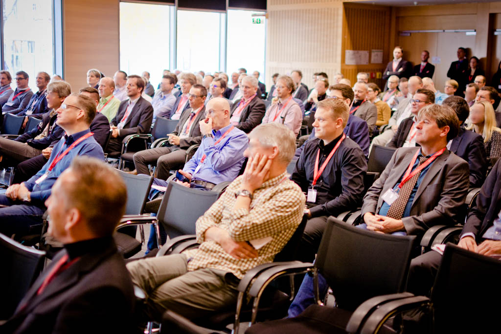 """Keynote Frank Eilers """"Digitale Transformation und die Zukunft der Arbeit"""" 7.11.2018"""