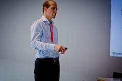 """Patrcik Schober (LeanIX GmbH) """"Wie Sie die Leistungsfähigkeit Ihrer IT-Architektur sichern"""" - Vortrag Track 2"""