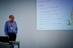 """Paolo Kreth (die Mobiliar) """"Mobiliar DBA Team: Vom wilden Haufen zum Winning-Team - eine agile Erfolgsgeschichte"""" - Vortrag Track 3"""