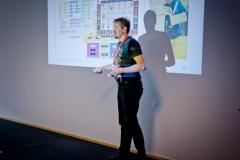"""Dr. Wolfgang Göbl (Architectural Thinking Association) """"EAM - vom Polizisten zum Vorreiter"""" - Vortrag Track 2"""