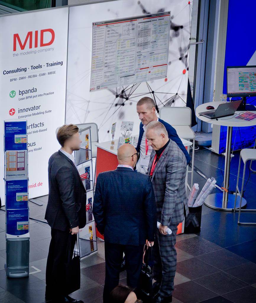 Lean EAM Konferenz »Agile Enterprise Architecture & Innovation Management« am 19.11.2019 in München