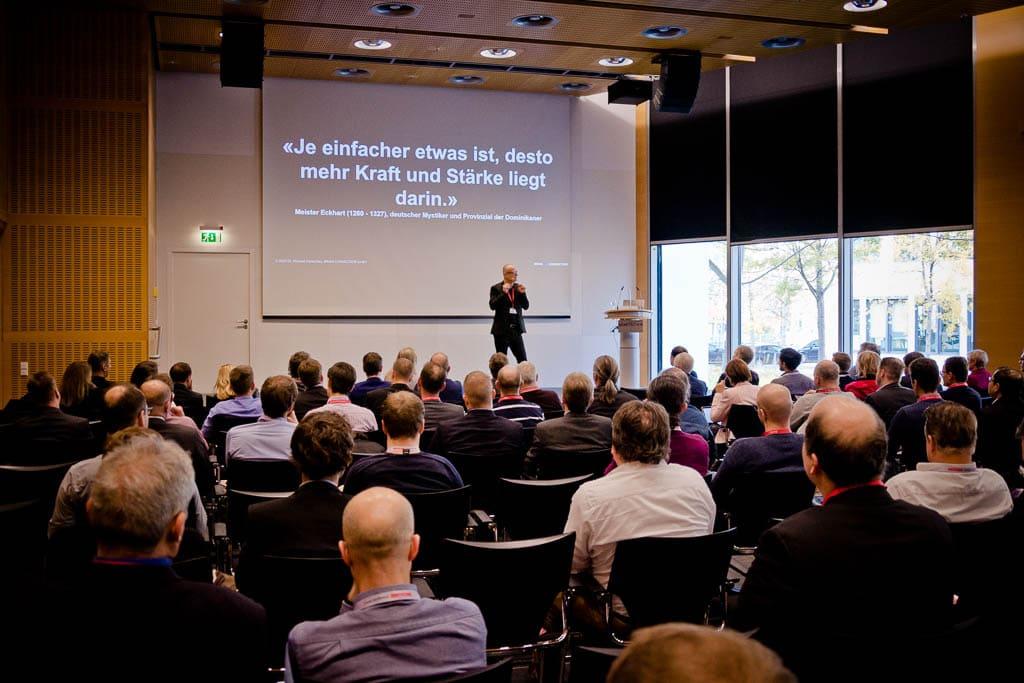 Keynote Dr. Michael Hartschen »Alles einfach oder was?«