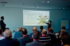 Bianka Backin & Alexander Hauswald (BSH Hausgeräte GmbH) »Wir sind jetzt auch agil! – Erlebnisbericht über die Transformation der Architektur Abteilung zu einem agilen Team«