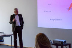 Peter Meyerhans (Drees & Sommer SE) »Innovationsmanagement unter erschwerten Bedingungen(Zeitalter der Digitalisierung)«