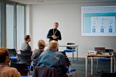 Dr. Thomas Meintrup (Daimler AG) »Vertikalisierung als Basis für innovative Organisationen und Architekturen – Fiktion oder Realität?«