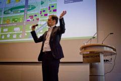 Prof. Dr. Stephan Aier (Uni St. Gallen) »Management der Architekturkomplexitä:Wie steuern wir in Zeiten agiler Transformation«