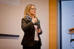 Dr. Stefanie Gooren-Sieber & Dr. Andreas Binzenhöfer (DATEV eG) »Vom Beiboot zum Flottenmanagement: Weiterentwicklung unseres EAM-Ansatzes bei DATEV«