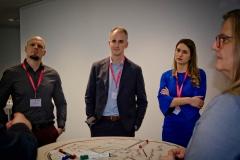 World-Café »Digitalisierung & Ziel-Bild-Gestaltung« mit Inge Hanschke & Josef Schwaiger (Lean42 GmbH)