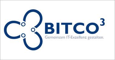 Logo: BITCO Gemeinsam IT-Excellenz gestalten
