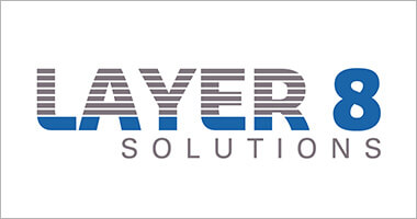 Logo: Layer8-Solutions GbR