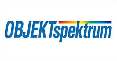 Logo: OBJEKTspektrum SIGS Datacom GmbH