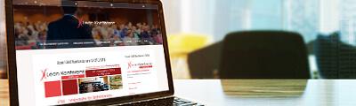 Neue Lean Konferenz Homepage