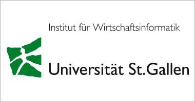 Universität St. Gallen - Institut für Wirtschaftsinformatik